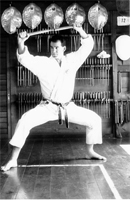 Sensei Julian Mead